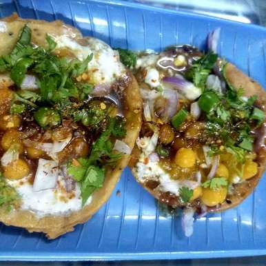 Photo of Dahi papdi chaat by Neha Sharma at BetterButter