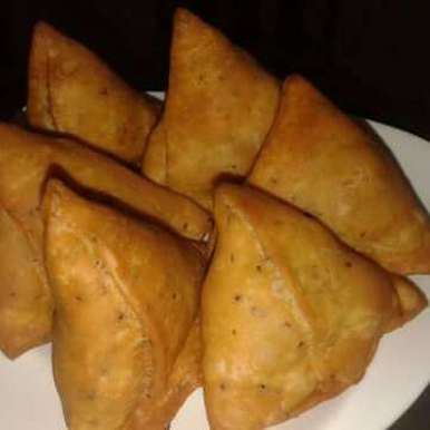 Photo of Samosa by Nida Saleem at BetterButter