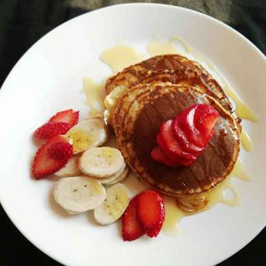 Photo of Oats Pancakes by Nida Saleem at BetterButter