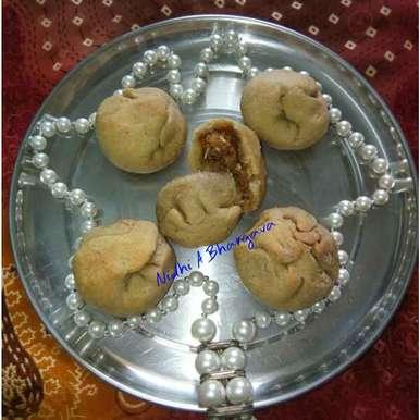 Photo of Mawa baati by Nidhi Ashwani at BetterButter