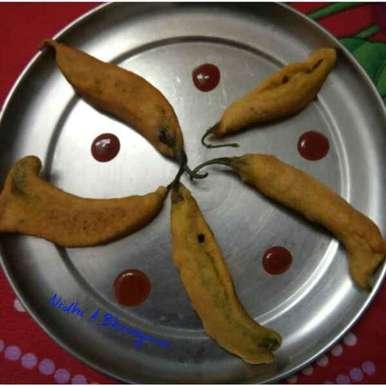 Photo of Mirch vada by Nidhi Ashwani at BetterButter