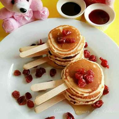 Photo of Pancake Pops by Nidhi Seth at BetterButter