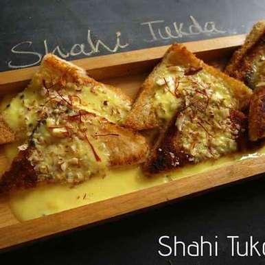 Shahi Tukda, How to make Shahi Tukda