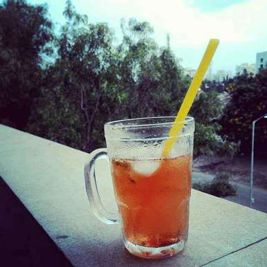 Photo of Chilled Sweet Tea by Niharika Bhide at BetterButter
