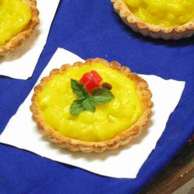 Photo of Eggless Lemon Curd by Niharika Bhide at BetterButter