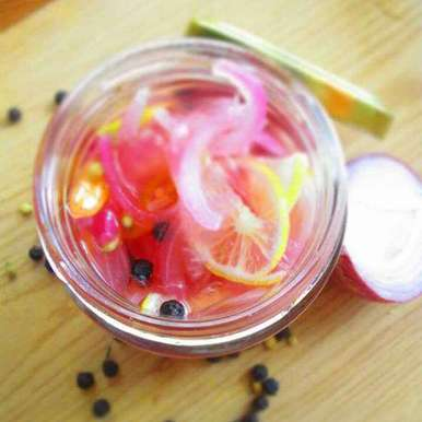 Photo of Pickled Onions by Niharika Bhide at BetterButter