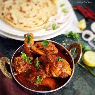 Photo of Chettinad Chicken by Nilanjana Bhattacharjee Mitra at BetterButter