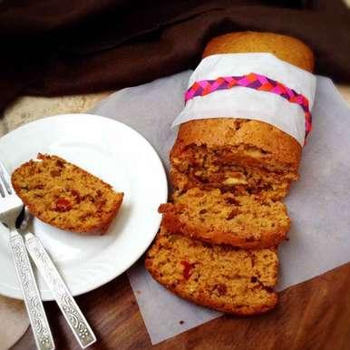 Photo of Alcholfree christmas Fruit Cake.. by Nilanjana Bhattacharjee Mitra at BetterButter