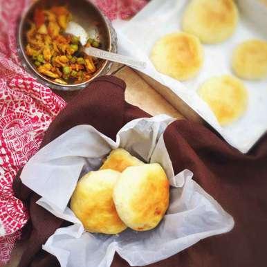 Photo of Chicken - veg stuffed Masala Buns by Nilanjana Bhattacharjee Mitra at BetterButter