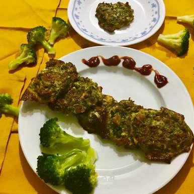 Photo of broccoli hash brown by Nilanjana Bhaumik at BetterButter