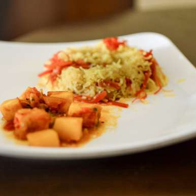 Photo of Bengali Pulav with Paneer Chatpata by Nirupam Biswas at BetterButter