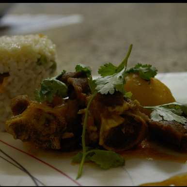 Photo of Mutton Kasha by Nirupam Biswas at BetterButter