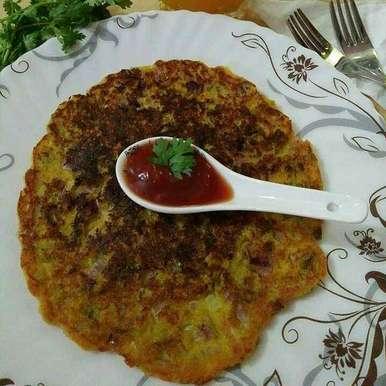 Photo of Suji Pancake by Nirupama Mohanty at BetterButter