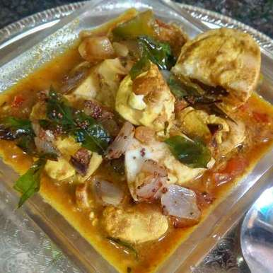 Photo of south Indian anda curry by Nishi Maheshwari at BetterButter