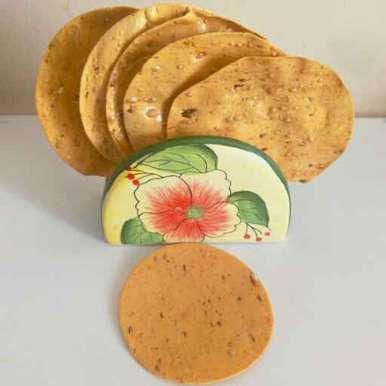 Besan ke papad recipe in Hindi,बेसन के पापड़, Nishi Maheshwari