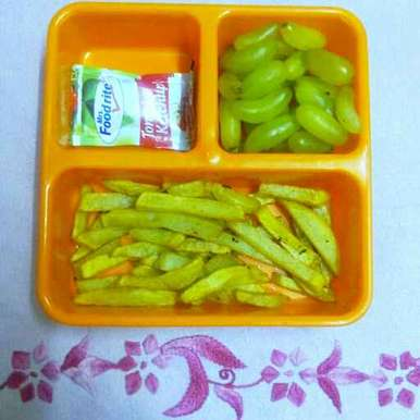 Photo of French fries by Nishi Maheshwari at BetterButter