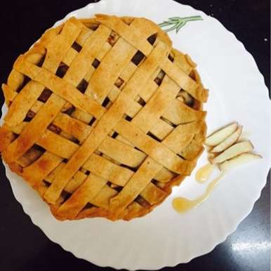 Photo of Apple Pie by Nishi Rahul at BetterButter