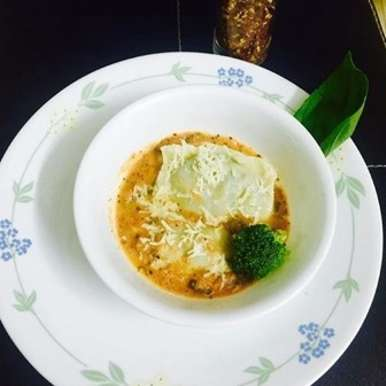 Photo of Spinach Ravioli in Tomato Basil Sauce by Nishi Rahul at BetterButter
