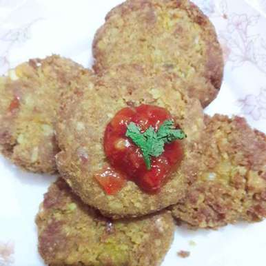 Photo of Chana kabab by Niti Srivastava at BetterButter