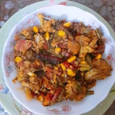 Photo of Mixed veg by Niti Srivastava at BetterButter