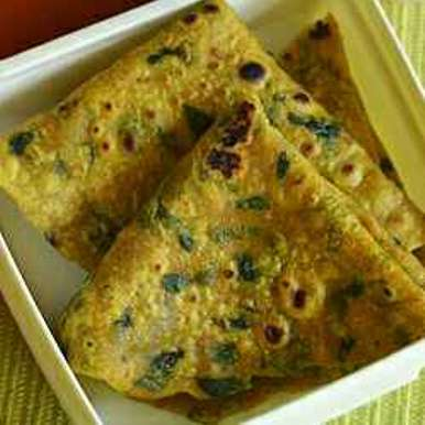Photo of Meathi leaves chapathi by Niveditha Nivi at BetterButter