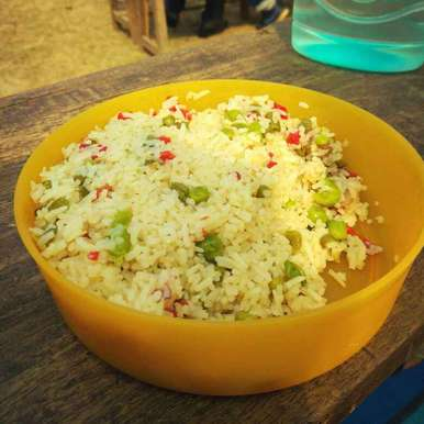 Photo of veg rice by Oindrila Rudra at BetterButter