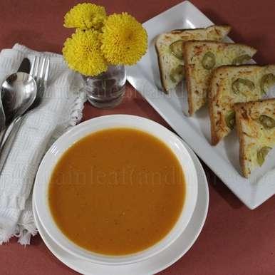 Photo of Tomato Soup by Padma Rekha at BetterButter