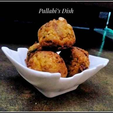 Photo of Daal Vada by PALLABI GHOSH at BetterButter