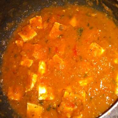 Photo of One Pot One Shot Paneer butter masala by Pallavi Aggarwal at BetterButter