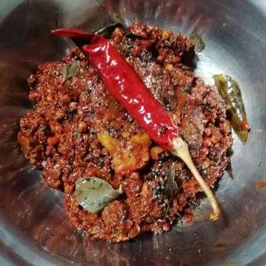 Tamarind pickle recipe in Telugu,చింతకాయ పచ్చడి, Pallavi Anand