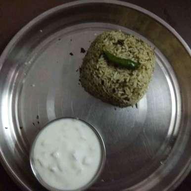 Karivapaku rice recipe in Telugu,కరివేపాకు రైస్, Pamidi Reshmitha