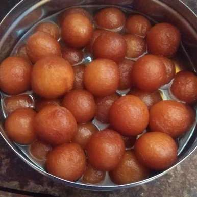 Photo of Gulab jamun  by Pamidi Reshmitha at BetterButter
