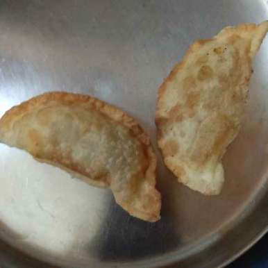 Photo of DEEP fried kajjikaaya  by P.Anuradha Shankar puvvadi at BetterButter