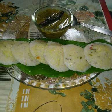 Photo of Idli by Papia Chakrabarty at BetterButter