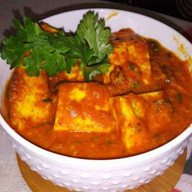Photo of Paneer tikka gravy by Papia Chakrabarty at BetterButter