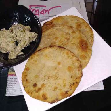 Photo of cheese parota by Papia Chakrabarty at BetterButter