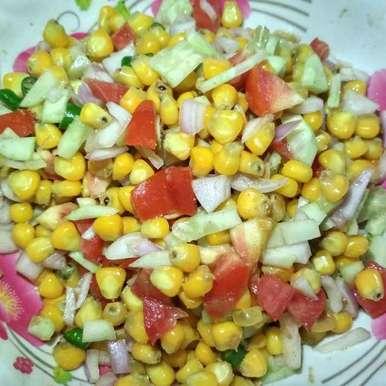 Photo of Sweet Corn Masala by Papiya Modak at BetterButter
