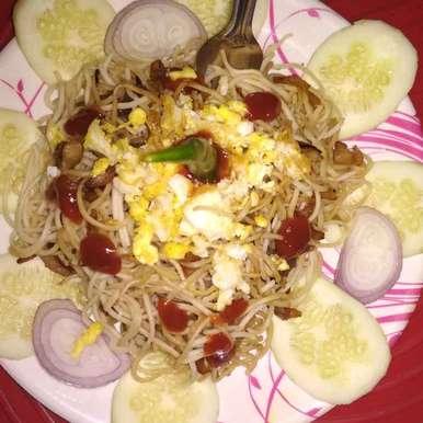 Photo of egg chow by Papiya Modak at BetterButter