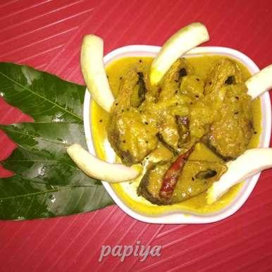 Photo of mango hilsha by Papiya Modak at BetterButter