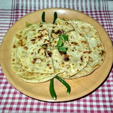 Aloo Paratha, How to make Aloo Paratha