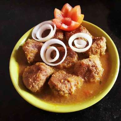 Photo of Banana kofta curry by Papiya Nandi at BetterButter
