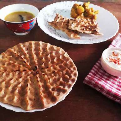Photo of Khoba roti by Papiya Nandi at BetterButter