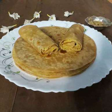Photo of Puran poli by Papiya Nandi at BetterButter