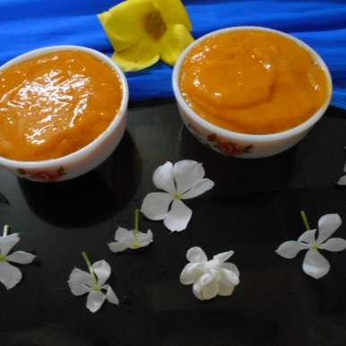 Photo of Aamras by Paramita Bhattacharya at BetterButter