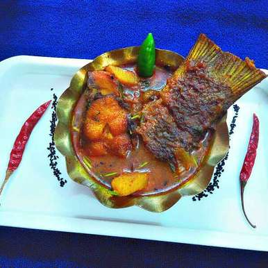 Photo of Fish curry by paramita Dutta at BetterButter
