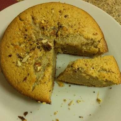 Photo of Oats Sponge Cake by Paramita Majumder at BetterButter
