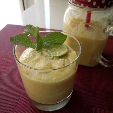Photo of Mango ginger smoothie by Paramita Majumder at BetterButter