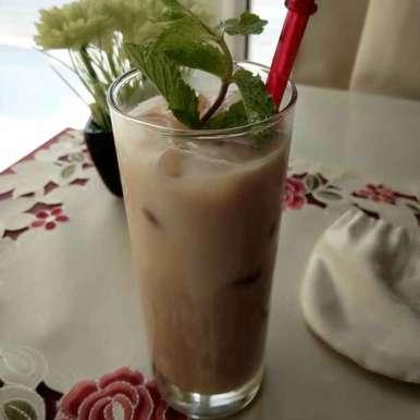 Photo of Thai iced tea / thai tea by Paramita Majumder at BetterButter