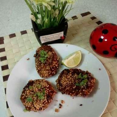 Kathal ke beej ke kabab recipe in Hindi,कटहल के बीज़ के कबाब, Paramita Majumder
