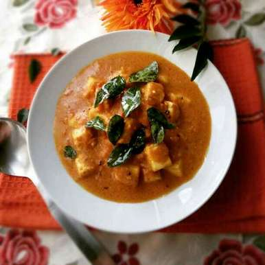 Photo of Paneer tamatar ka kut by Paramita Majumder at BetterButter